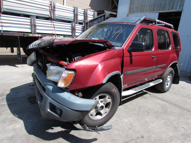 used nissan xterra parts tom 39 s foreign auto parts quality used auto parts. Black Bedroom Furniture Sets. Home Design Ideas
