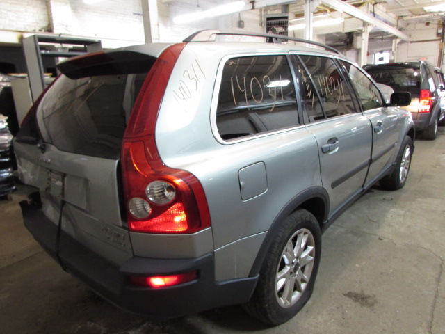 parting out 2004 volvo xc90 stock 140311 tom 39 s foreign auto parts quality used auto parts. Black Bedroom Furniture Sets. Home Design Ideas