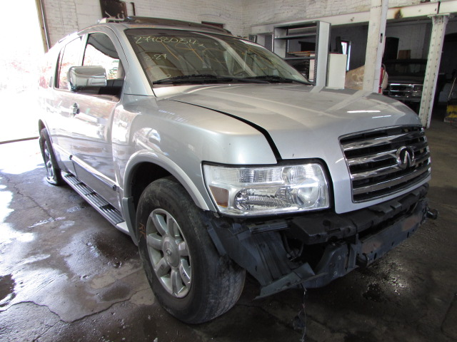 parting out 2005 infiniti qx56 stock 140349 tom 39 s foreign auto parts quality used auto parts. Black Bedroom Furniture Sets. Home Design Ideas