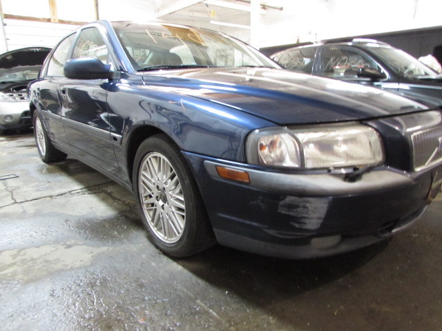 Parting Out 2000 Volvo S80 Stock 140355 Tom S Foreign