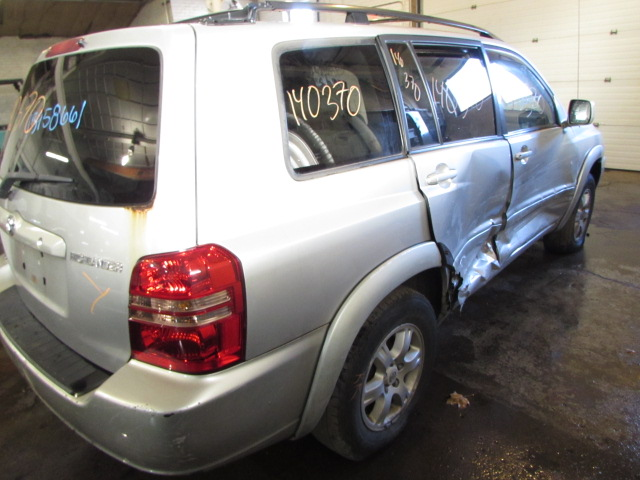 parting out 2002 toyota highlander stock 140370 tom 39 s foreign auto parts quality used. Black Bedroom Furniture Sets. Home Design Ideas
