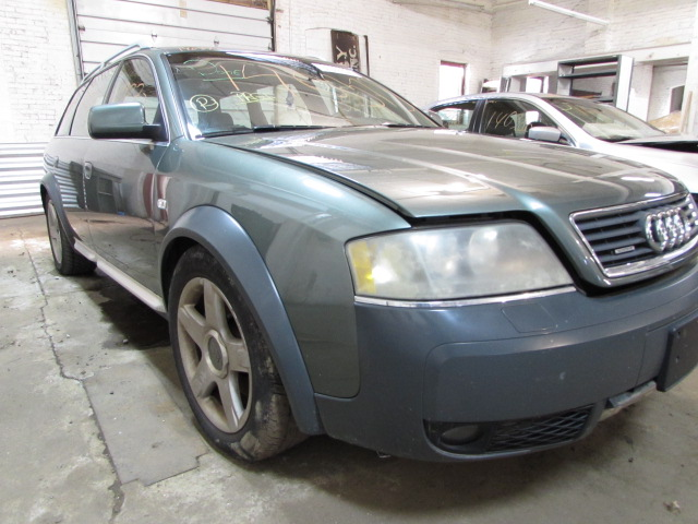 parting out 2002 audi a6 stock 140373 tom 39 s foreign auto parts quality used auto parts. Black Bedroom Furniture Sets. Home Design Ideas
