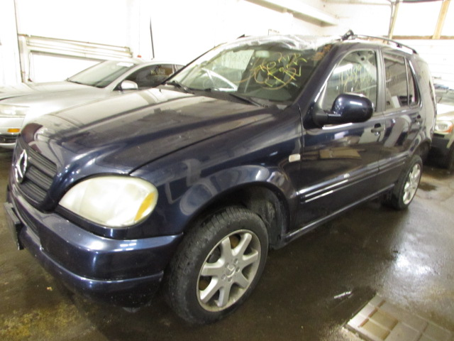 Parting out 2000 mercedes ml430 stock 140383 tom 39 s for 2000 mercedes benz ml430 parts