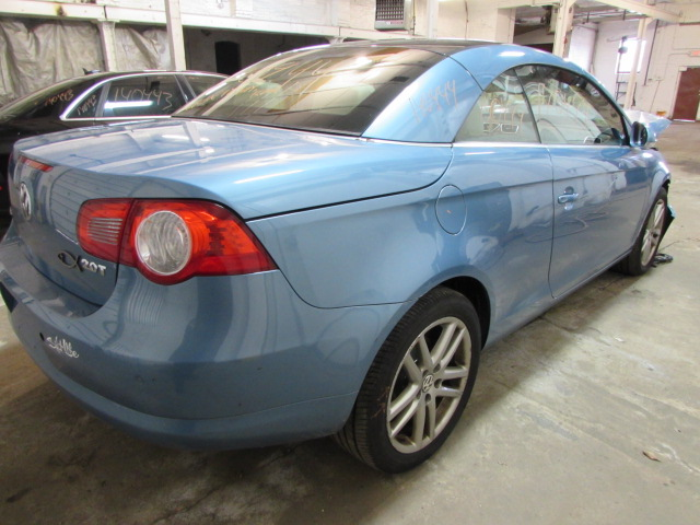 parting out 2008 volkswagen eos stock 140444 toms