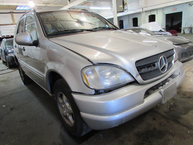 Parting out 2001 mercedes ml320 stock 150011 tom 39 s for Mercedes benz 2001 ml320 parts