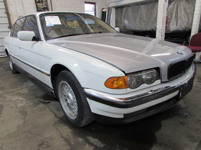 Parting out 2000 BMW 740IL - Stock # 150031 - Tom\'s Foreign Auto ...