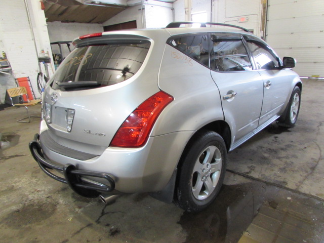 Parting Out 2003 Nissan Murano Stock 150038 Tom S