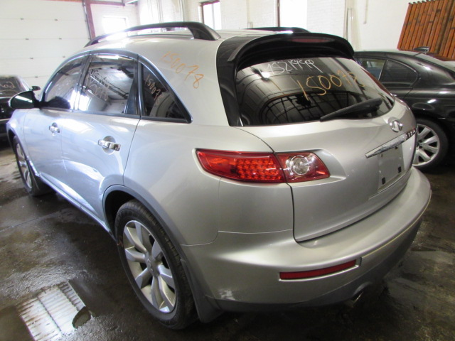 parting out 2003 infiniti fx45 stock 150078 tom 39 s foreign auto parts quality used auto parts. Black Bedroom Furniture Sets. Home Design Ideas