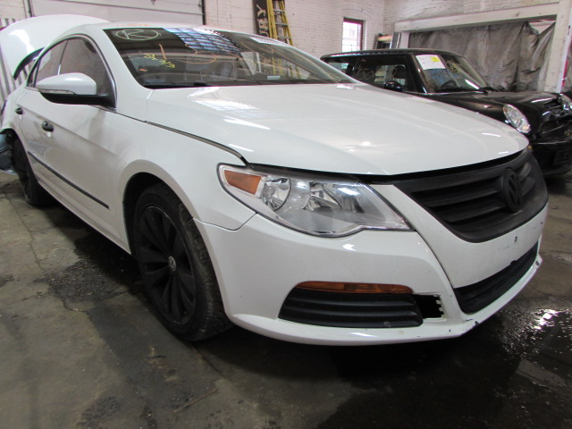 parting out 2011 volkswagen cc stock 150146 tom 39 s. Black Bedroom Furniture Sets. Home Design Ideas