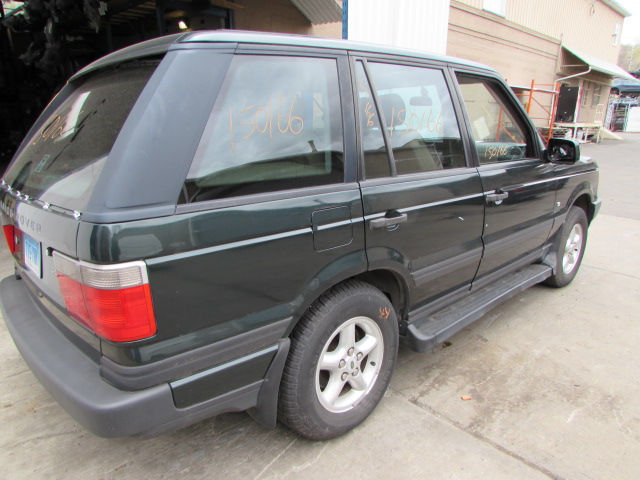 parting out 2000 land rover range rover stock 150166 tom 39 s foreign auto parts quality. Black Bedroom Furniture Sets. Home Design Ideas
