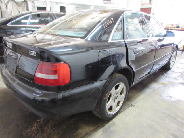parting out 2000 audi a4 stock 150167 tom 39 s foreign auto parts quality used auto parts. Black Bedroom Furniture Sets. Home Design Ideas
