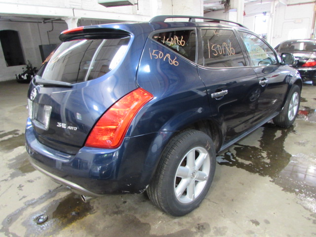 Parting Out 2003 Nissan Murano Stock 150186 Tom S