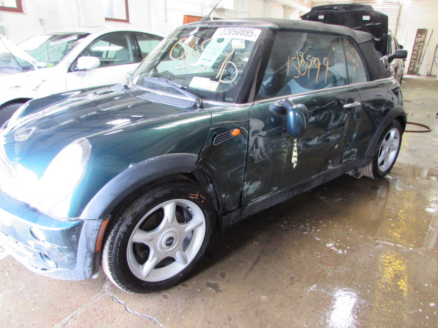 Parting Out 2007 Mini Cooper
