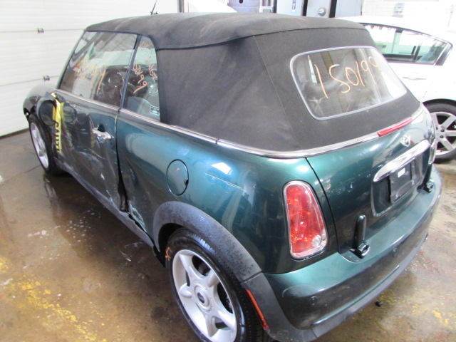 trunk lid mini cooper 2005 05 2006 06 2007 07 2008 08. Black Bedroom Furniture Sets. Home Design Ideas