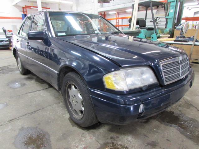 Temp climate ac heater control mercedes c220 c280 1994 94 for Mercedes benz 1995 c280 parts