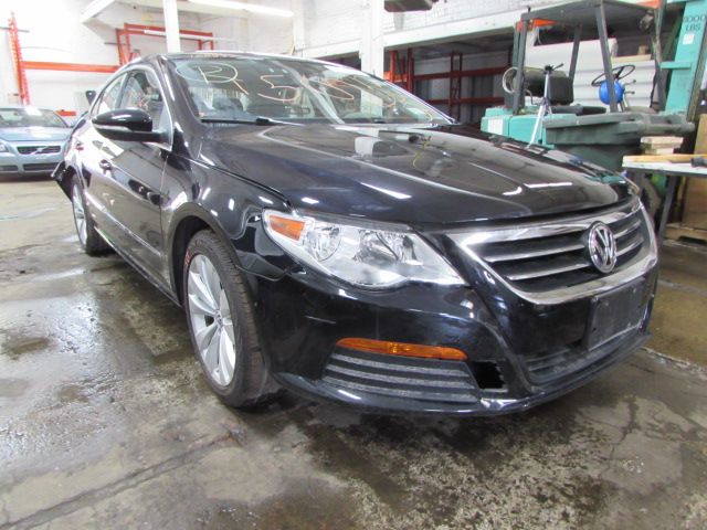 parting out 2012 volkswagen cc stock 150233 tom 39 s. Black Bedroom Furniture Sets. Home Design Ideas