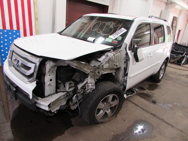 Honda Pilot Parts >> Parting Out 2009 Honda Pilot Stock 150234 Tom S Foreign Auto