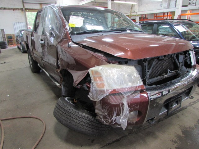 Exceptional Parting Out 2004 Nissan Titan U2013 Stock # 150283