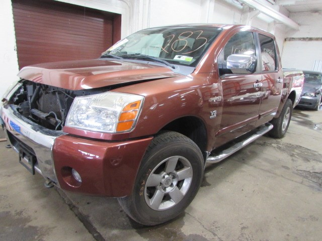 Parting Out 2004 Nissan Titan U2013 Stock # 150283. This ...