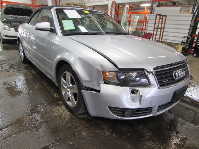 parting out 2004 audi a4 stock 150293 tom 39 s foreign auto parts quality used auto parts. Black Bedroom Furniture Sets. Home Design Ideas
