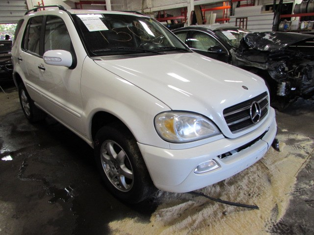 parting out 2002 mercedes ml500 stock 150300 tom 39 s foreign auto parts quality used auto. Black Bedroom Furniture Sets. Home Design Ideas
