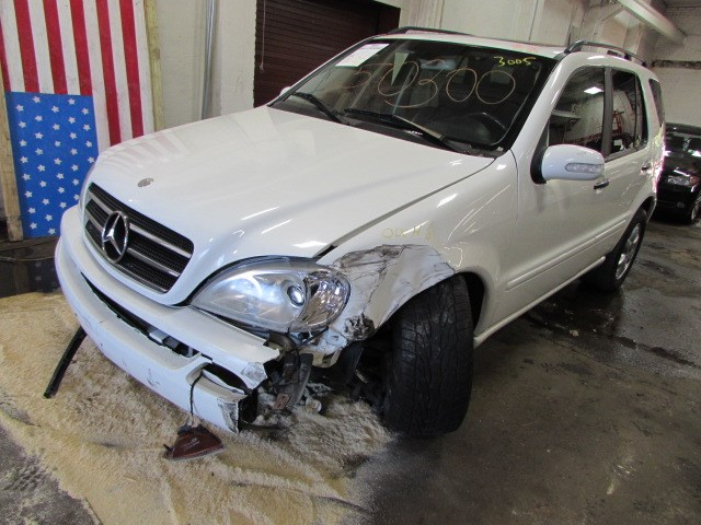 Parting out 2002 mercedes ml500 stock 150300 tom 39 s for Mercedes benz ml500 parts