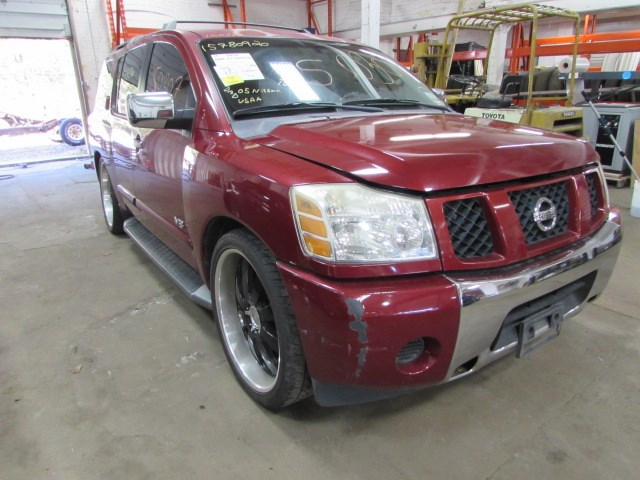 parting out 2005 nissan armada stock 150307 tom\u0027s foreign autoparting out 2005 nissan armada \u2013 stock 150307 this is a 2005 nissan armada for parts
