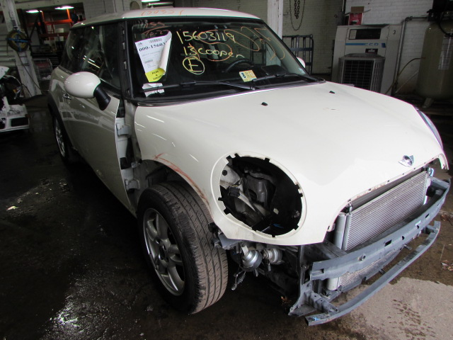 Parting Out 2013 Mini Cooper Stock 150351 Toms Foreign Auto