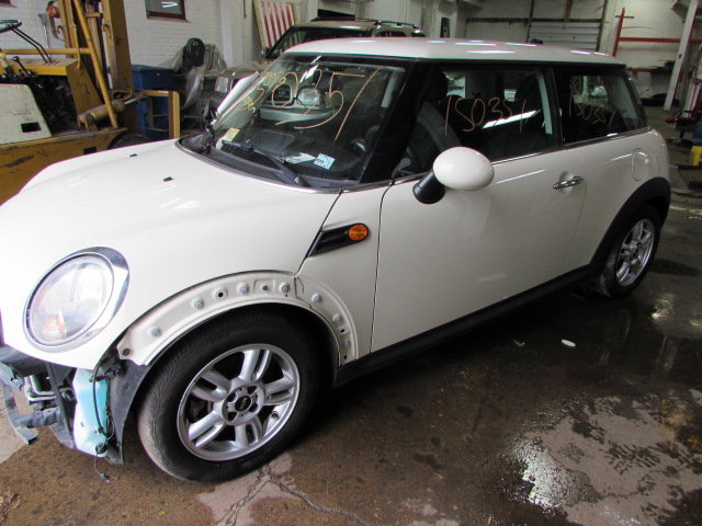 Parting Out 2013 Mini Cooper