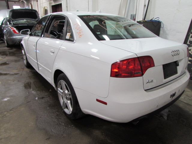 Parting out 2007 Audi A4 - Stock # 150366 - Tom's Foreign