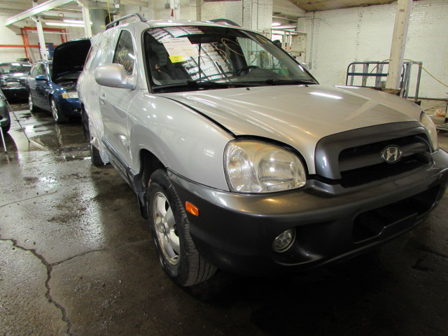 parting out 2005 hyundai santa fe stock 150407 tom 39 s foreign auto parts quality used. Black Bedroom Furniture Sets. Home Design Ideas
