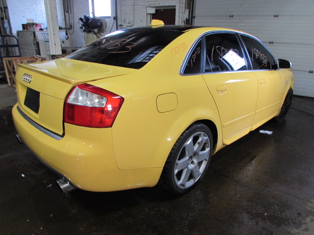 Parting out 2004 Audi S4 - Stock # 150433 - Tom's Foreign