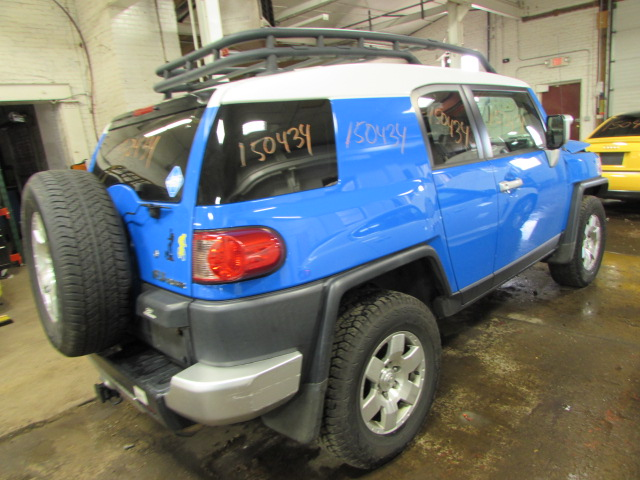 parting out 2007 toyota fj cruiser stock 150434 tom. Black Bedroom Furniture Sets. Home Design Ideas