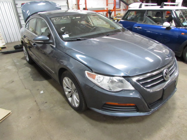 parting out 2012 volkswagen cc stock 160028 tom 39 s. Black Bedroom Furniture Sets. Home Design Ideas