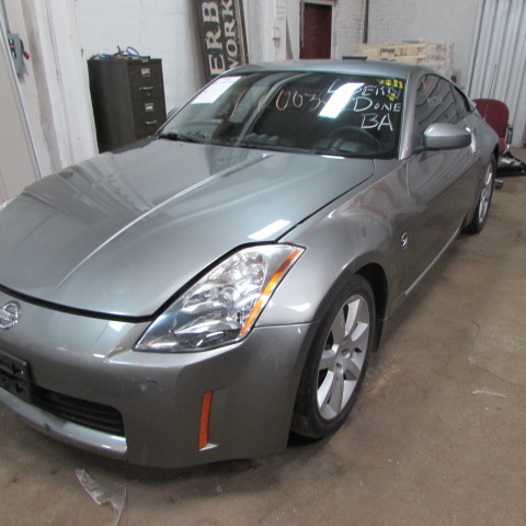 parting out 2004 nissan 350z stock 160030 tom 39 s. Black Bedroom Furniture Sets. Home Design Ideas