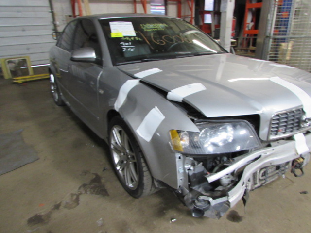 Parting out 2005 Audi S4 - Stock # 160066 - Tom's Foreign