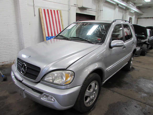 parting out 2002 mercedes ml320 stock 160147 tom 39 s
