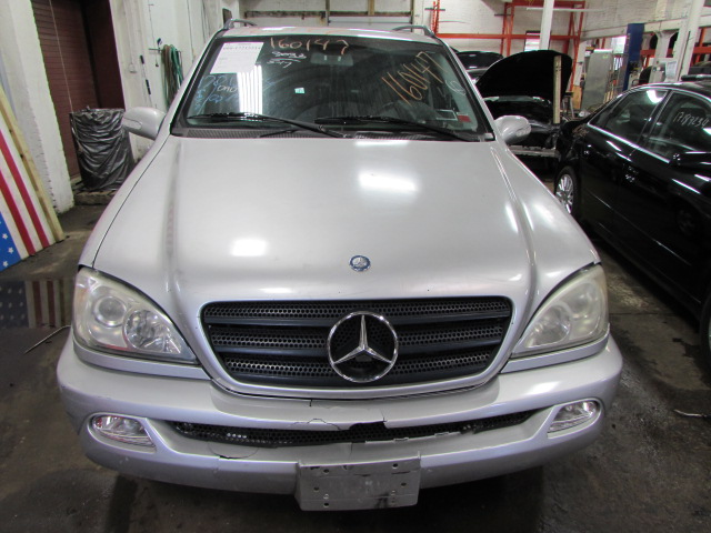 Parting out 2002 mercedes ml320 stock 160147 tom 39 s for Mercedes benz ml 320 2002