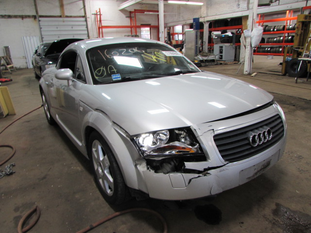Parting out 2000 Audi TT - Stock # 160206 - Tom's Foreign Auto Parts