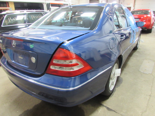 Parting out 2001 mercedes c320 stock 160225 tom 39 s for Mercedes benz c320 parts