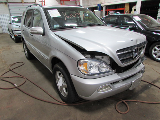 Parting out 2002 mercedes ml500 stock 160237 tom 39 s for Mercedes benz ml500 parts