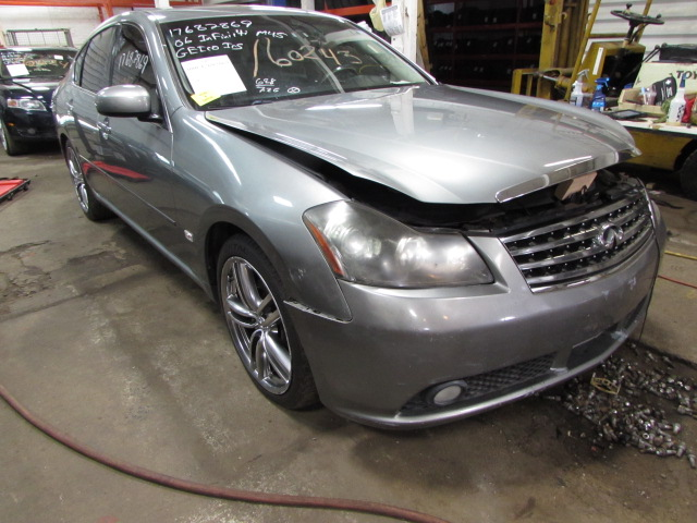 parting out 2006 infiniti m45 stock 160243 tom 39 s foreign auto parts quality used auto parts. Black Bedroom Furniture Sets. Home Design Ideas
