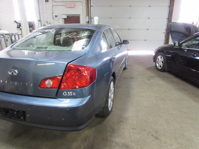 parting out 2006 infiniti g35 stock 160262 tom 39 s foreign auto parts quality used auto parts. Black Bedroom Furniture Sets. Home Design Ideas