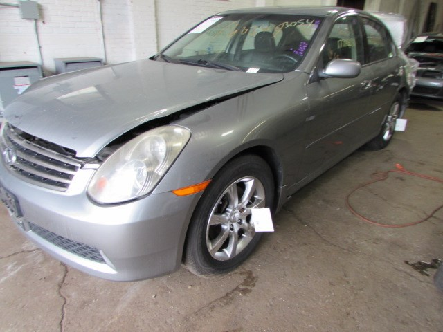 parting out 2006 infiniti g35 stock 160269 tom 39 s foreign auto parts quality used auto parts. Black Bedroom Furniture Sets. Home Design Ideas