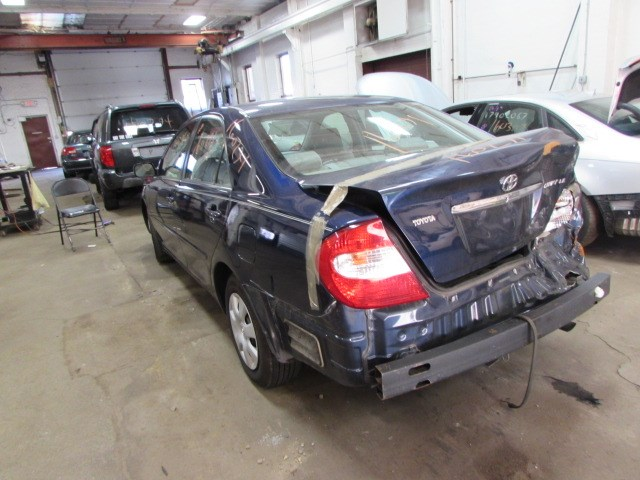 parting out 2003 toyota camry stock 160291 tom 39 s. Black Bedroom Furniture Sets. Home Design Ideas