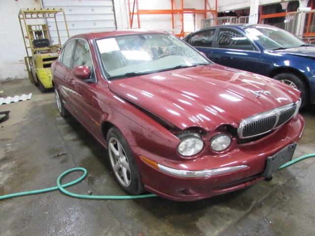 Jaguar Auto Parts >> Parting Out 2003 Jaguar X Type Stock 160292 Tom S Foreign Auto
