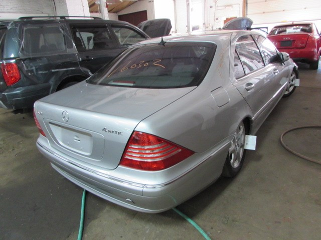 sunroof assembly mercedes s350 s430 s500 s600 s55 s65 2004