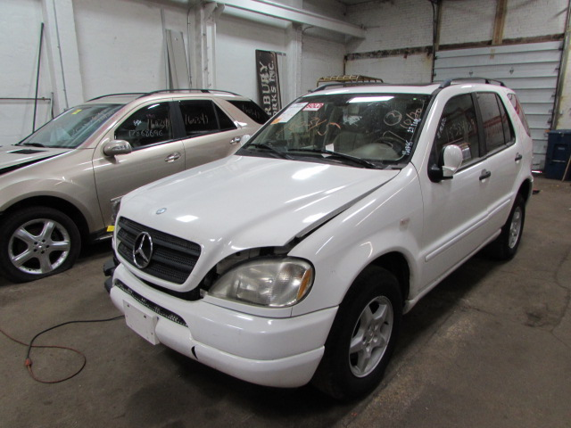 Parting out 2001 mercedes ml320 stock 160345 tom 39 s for Mercedes benz 2001 ml320 parts