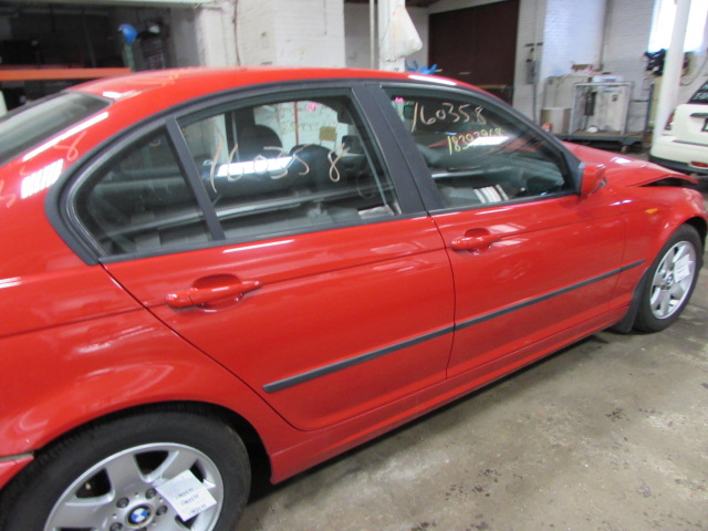 Front Door Bmw 323i 325i 330i 00 01 02 03 04 05 Right Red 841743 Ebay