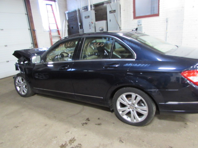Parting out 2008 mercedes c300 stock 160360 tom 39 s for 2008 mercedes benz c300 parts